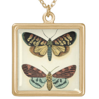 Butterfly Collection by Chariklia Zarris Gold Plated Necklace