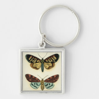 Butterfly Collection by Chariklia Zarris Key Ring