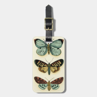 Butterfly Collection by Chariklia Zarris Luggage Tag