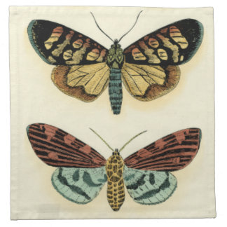 Butterfly Collection by Chariklia Zarris Napkin