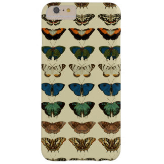 Butterfly Collection Barely There iPhone 6 Plus Case