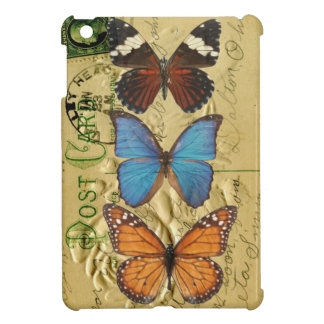 Butterfly collection case for the iPad mini