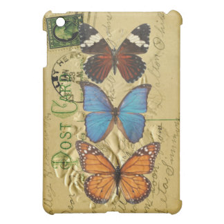 Butterfly collection iPad mini cover