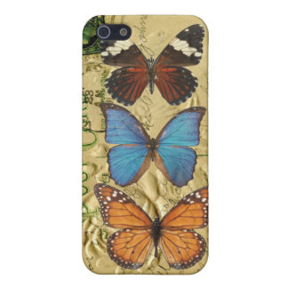 Butterfly collection iPhone 5/5S cover
