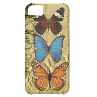 Butterfly collection iPhone 5C case