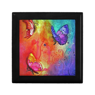 Butterfly Color Blast Keepsake Boxes