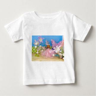 butterfly comes to call.jpg baby T-Shirt