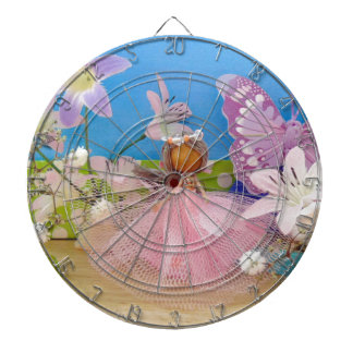 butterfly comes to call.jpg dartboard