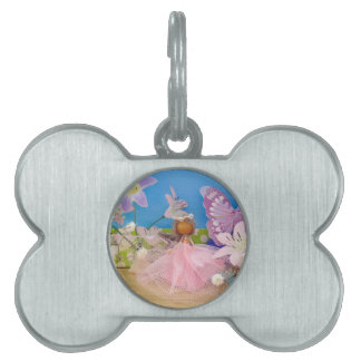 butterfly comes to call.jpg pet name tag