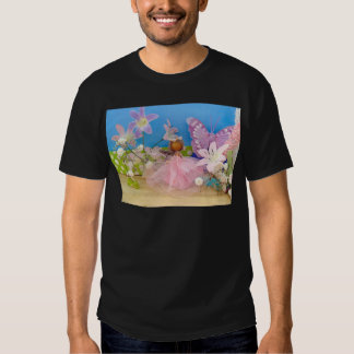 butterfly comes to call.jpg t shirt