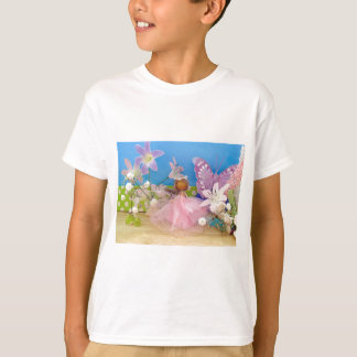 butterfly comes to call.jpg t-shirts