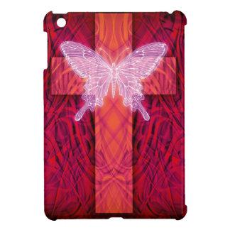Butterfly cross iPad mini cases