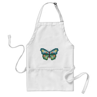 Butterfly Cross Stitch Aprons