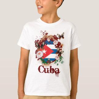 Butterfly Cuba T-Shirt