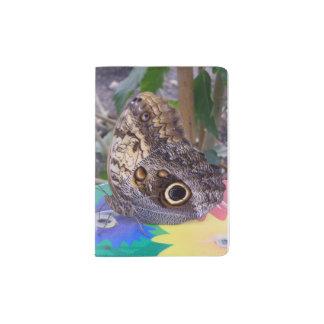 Butterfly Custom Passport Holder