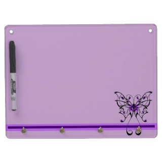 Butterfly Dance Dry-Erase Whiteboard
