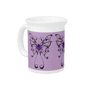 Butterfly Dance Pitcher