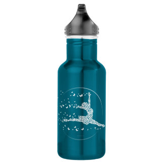 Butterfly Dancer 532 Ml Water Bottle