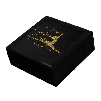 Butterfly Dancer Trinket Boxes