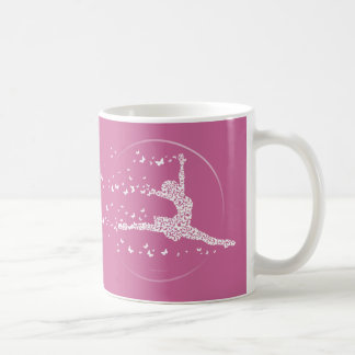 Butterfly Dancer Coffee Mugs