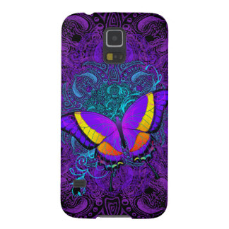Butterfly Delight Case For Galaxy S5