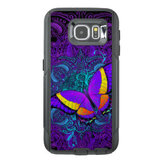 Butterfly Delight OtterBox Samsung Galaxy S6 Case
