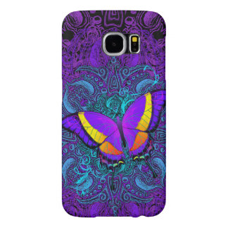 Butterfly Delight Samsung Galaxy S6 Cases