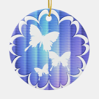 Butterfly Design Ornament
