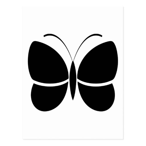 Butterfly Design Post Cards