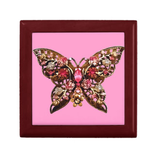 Butterfly Dream Trinket Boxes