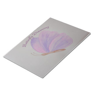 Butterfly Dreaming Notebook Notepad