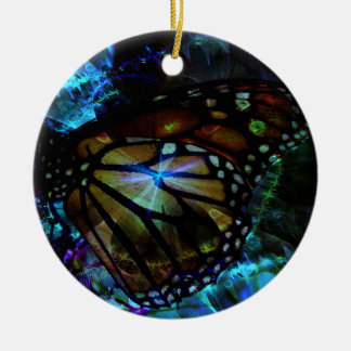 Butterfly Dreams Christmas Ornament