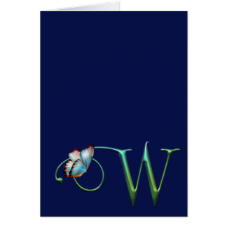 Butterfly Dreams W Greeting Card