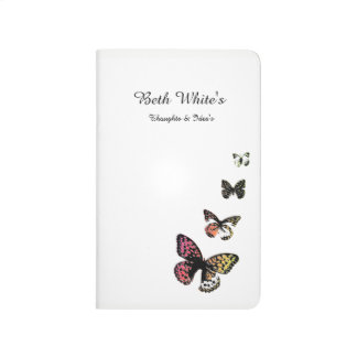 Butterfly Edge, Personal Journal