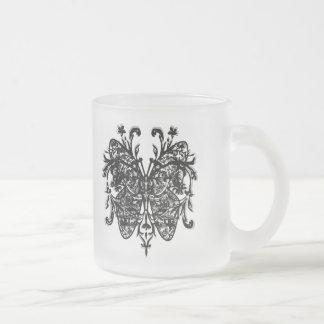 Butterfly Effect (b&w) Coffee Mugs