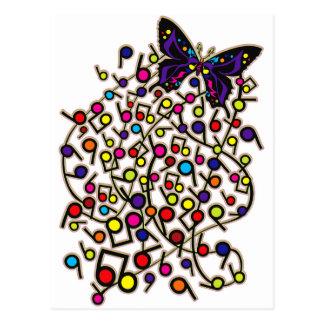 Butterfly_Effect Postcard
