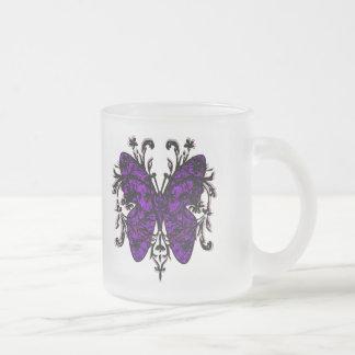 Butterfly Effect (purple) Mug