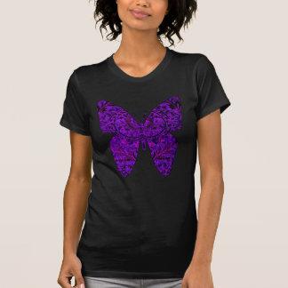 Butterfly Effect (purple) Tee Shirt
