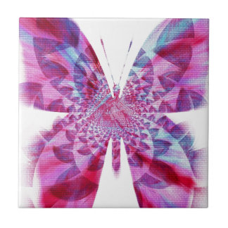 Butterfly Effect Ceramic Tile