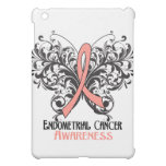 Butterfly Endometrial Cancer Awareness iPad Mini Case