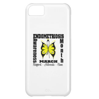 Butterfly Endometriosis Awareness Month iPhone 5C Case