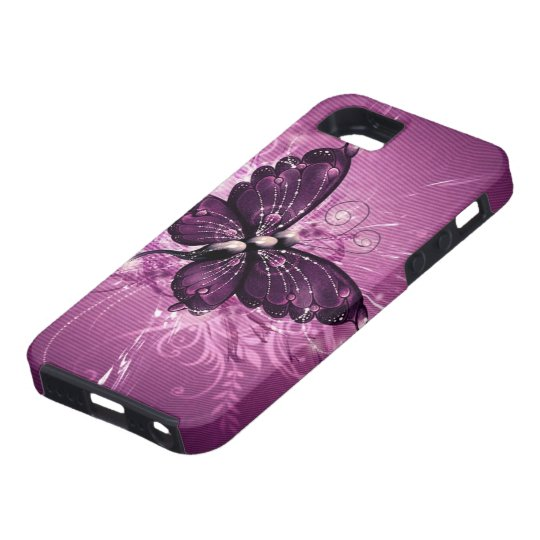 Butterfly Escape iPhone 5 Cover