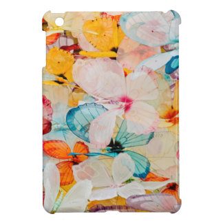 Butterfly exhibit iPad mini cases