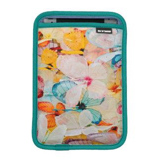 Butterfly exhibit iPad mini sleeve