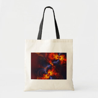 Butterfly Eyes - Violet & Gold Wings Tote Bags