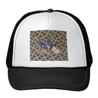 Butterfly Fabric Hat