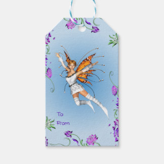 Butterfly Faerie Gift Tags