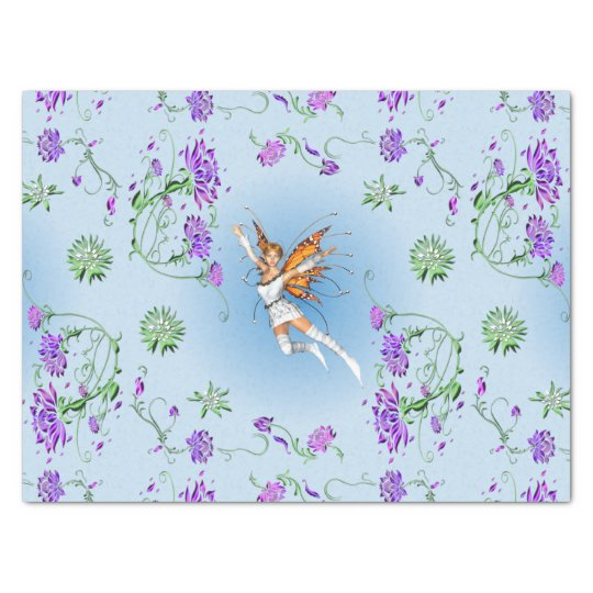 Butterfly Faerie Tissue Paper