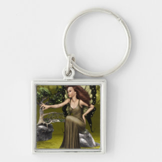 Butterfly Fairy Key Chains