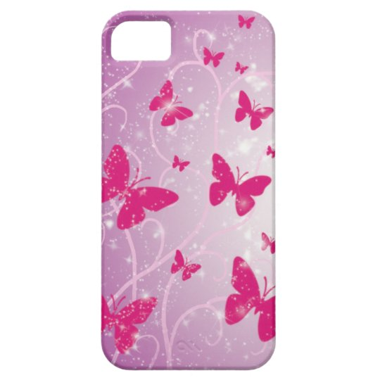 Butterfly Fantasy Case For The iPhone 5